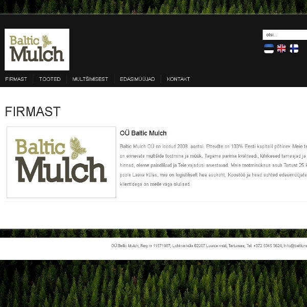 Baltic Mulch OÜ